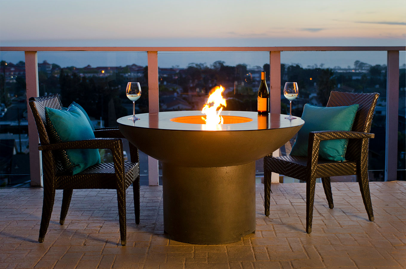 Fire Pits And Fire Tables Okells Fireplace San Francisco Ca